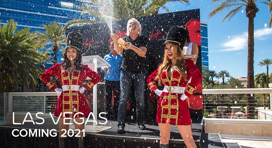 Las Vegas Opening